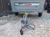 Erde 102 lightweight trailer