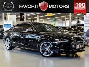 2015 Audi S4 3.0T Progressiv, Leather, Manual