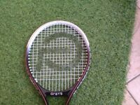SQUASH RACKET GRAYS