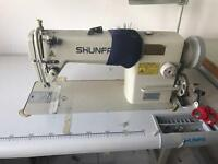 Shunfa Industrial Sewing Machine - Recently Fully Service