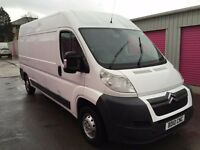 CITROEN RELAY LWB 2010REG FOR SALE, NO VAT