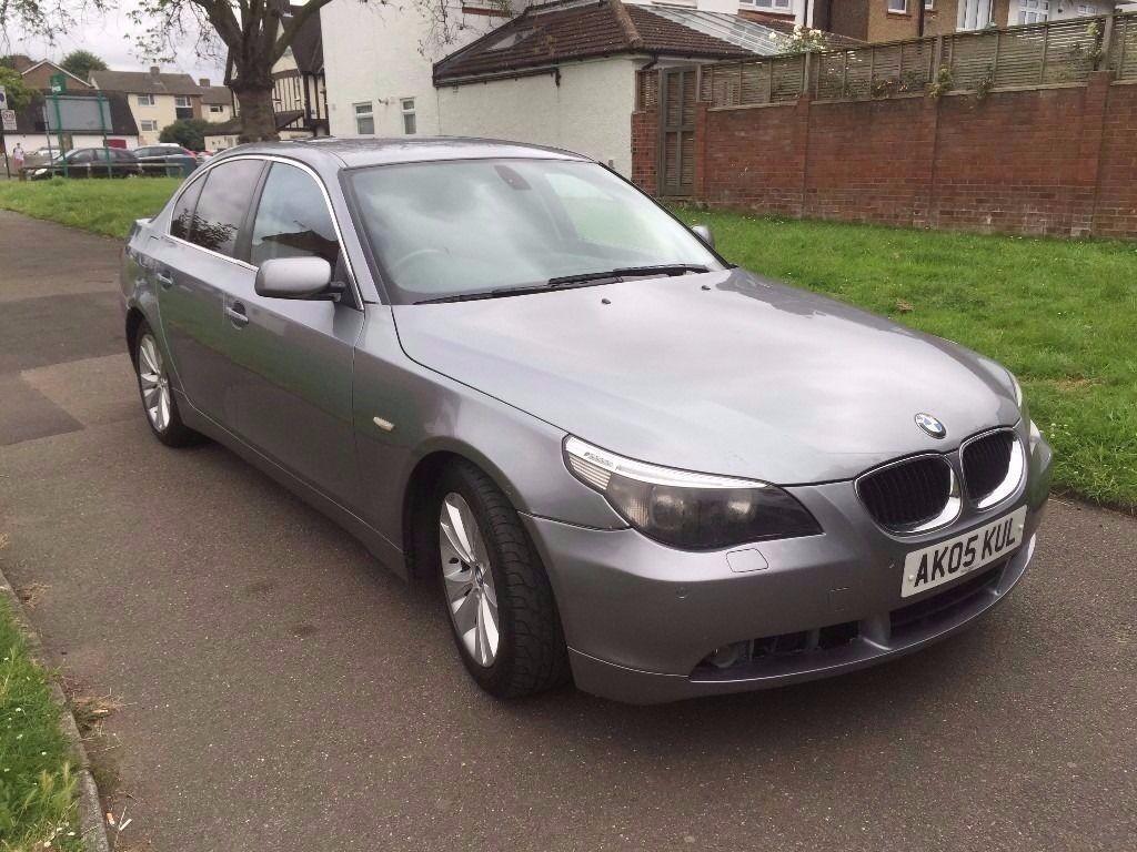 BMW 5 SERIES 2.5 525d SE Auto 4dr , 6 MONTHS FREE WARRANTY