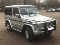 Mercedes Benz G350 1993 Turbo Diesel