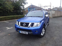 Nissan Navara dCi Tekna 4x4 Shr Dcb Auto Diesel 0% FINANCE AVAILABLE