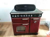 Rangemaster Classic 90 range cooker