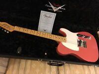 2016 Fender Custom Shop '53 Full Throttle Esquire Relic