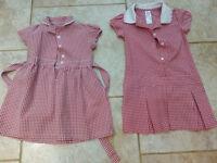 school dresses 3-4 years