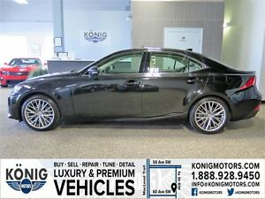 2014 Lexus IS 250 (Low KMS!)