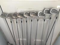 Golf clubs Mizuno Widec irons