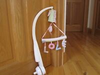 Mamas and Papas Cot Mobile for Nursery