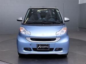 2011 smart fortwo PASSION CABRIOLET A/C MAGS