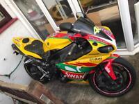 Yamaha R1 Bigbang may px swap
