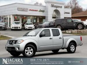 2013 Nissan Frontier TRADE IN | CLEAN CARFAX