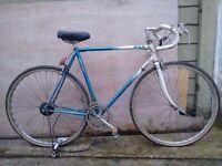 Vintage Mbk Racer bike..Ideal singlespeed conversion