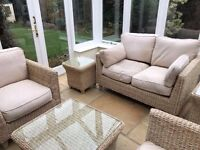 Rattan M&S Furniture set
