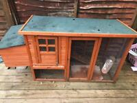 Hutch/chicken coup