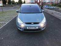 FORD S-MAX 7 SEATER TITANIUN 100% MINT
