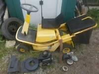 Alko ride on 620 mower sprares/repairs