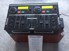 Numark CD Mix 1 professional Mixing console