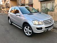 BIG SPEC MERCEDES ML280 SPORT 7G...FULLY LOADED, 2 KEYS, BLUETOOTH,HEATED SEATS