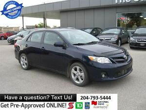 2012 Toyota Corolla LE - BLUETOOTH, HTD SEATS, CLEAN CARPROOF