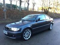 BMW 320cd Coupe Diesel