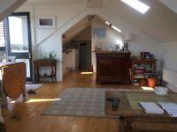 Room in two bedroom flat in Hotwells/Harbourside (inc balcony) with 27 yo female Mon-Fri, £450 pcm