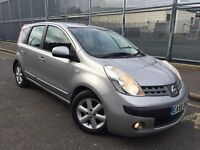 NISSAN NOTE 1.6 SE = £990 ONLY =