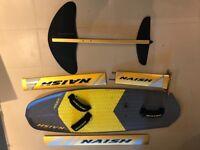 2017 Naish Kitesurfing Foil Board complete