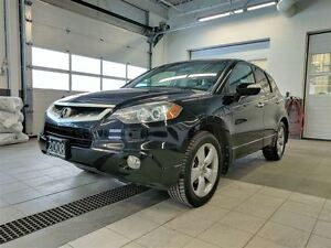 2008 Acura RDX AWD Turbo - NEW TIRES - All weather mats!
