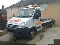 Car recovery plymouth, lo-cost collection and delivery