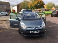 CITROEN C4 GRAND PICASSO, 2.0L, PETROL, AUTOCLUTCH, 5 DOOR, 7 SEATER!