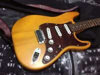 Stratocaster - Upgraded with top class parts