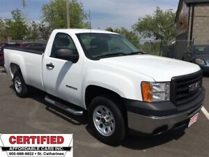 2011 GMC Sierra 1500 WT ** LONG BOX, TOW PACKAGE **