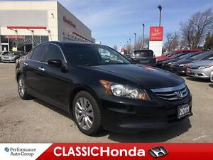 2011 Honda Accord Sedan EX-L | LEATHER | SUNROOF | CLEAN CARPROO