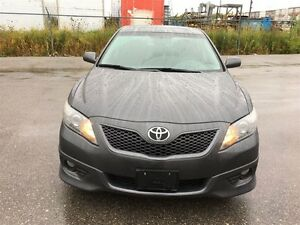 2011 Toyota Camry SE V6 LEATHER SUNROOF Oakville / Halton Region Toronto (GTA) image 8
