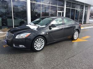 2011 Buick Regal CXL Leather Heated Seats 18