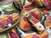 Canvas Roxy Colourful Bag