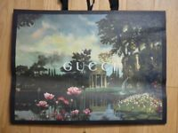 GUCCI GIFT BAG PREOWNED