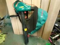 Bosch Leaf blower /vacuum 2500 watts
