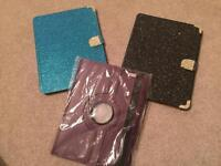 Three iPad cases for sale 2nd 3rd 4th generation Apple new used