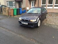Bmw 318i m sport coupe 2004 facelift