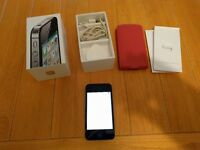 Apple iPhone 4S (16GB) in black for sale