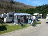 Bailey Paegant Bretange Series 6 Caravan