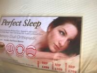 Brand new king size luxury mattress and divan bed