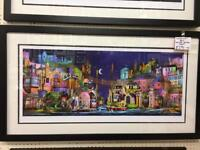 Large Limited Edition Print ' Causeway Bay'