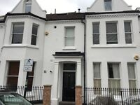 Short let lovely 2 bed flat available now in Clapham South.