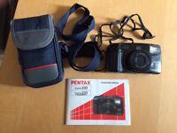 Pentax ESPIO 110 Camera (not digital needs film)