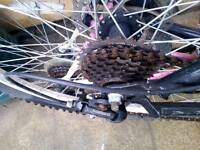Mountain bikes - some repairs