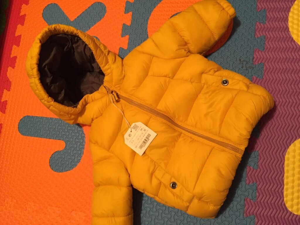 Jacket, age 3-6months